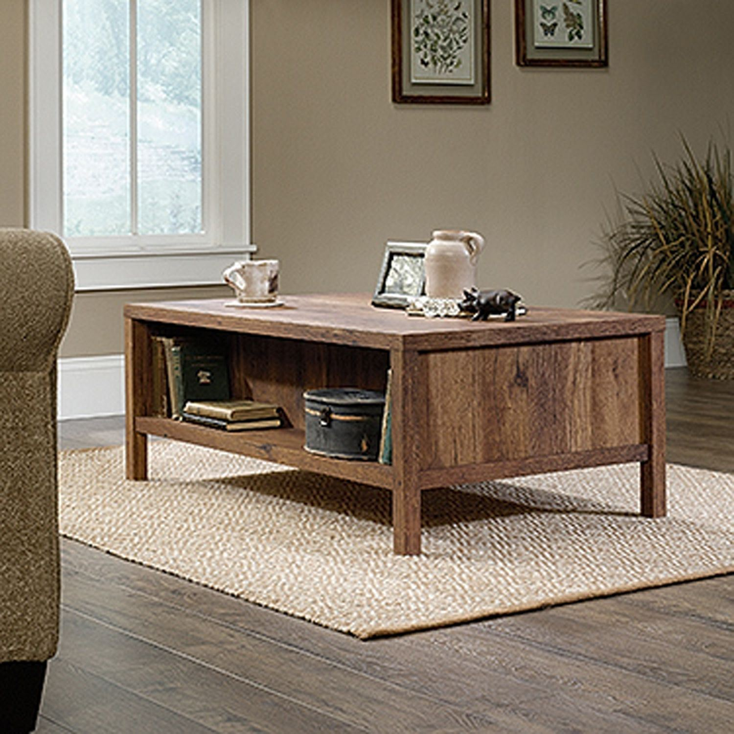 Picture of New Grange Coffee Table Vintage Oak * D