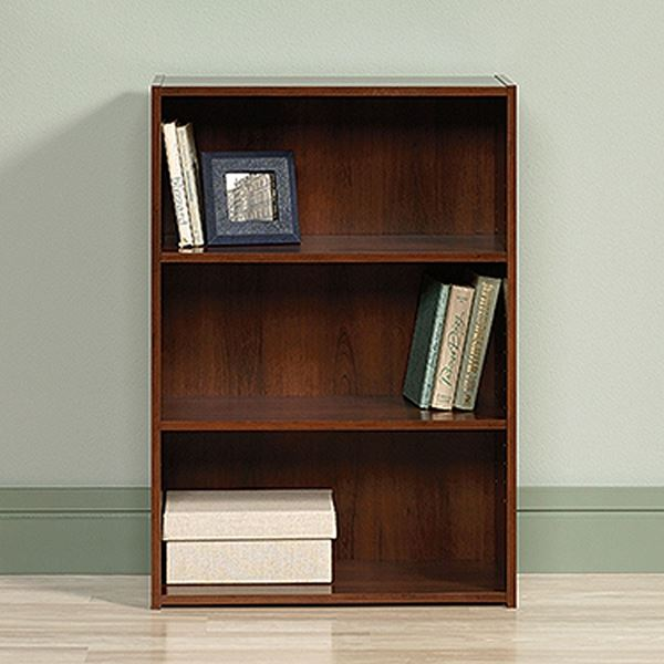 Picture of Beginnings 3-Shelf Bookcase Brook Cherry * D