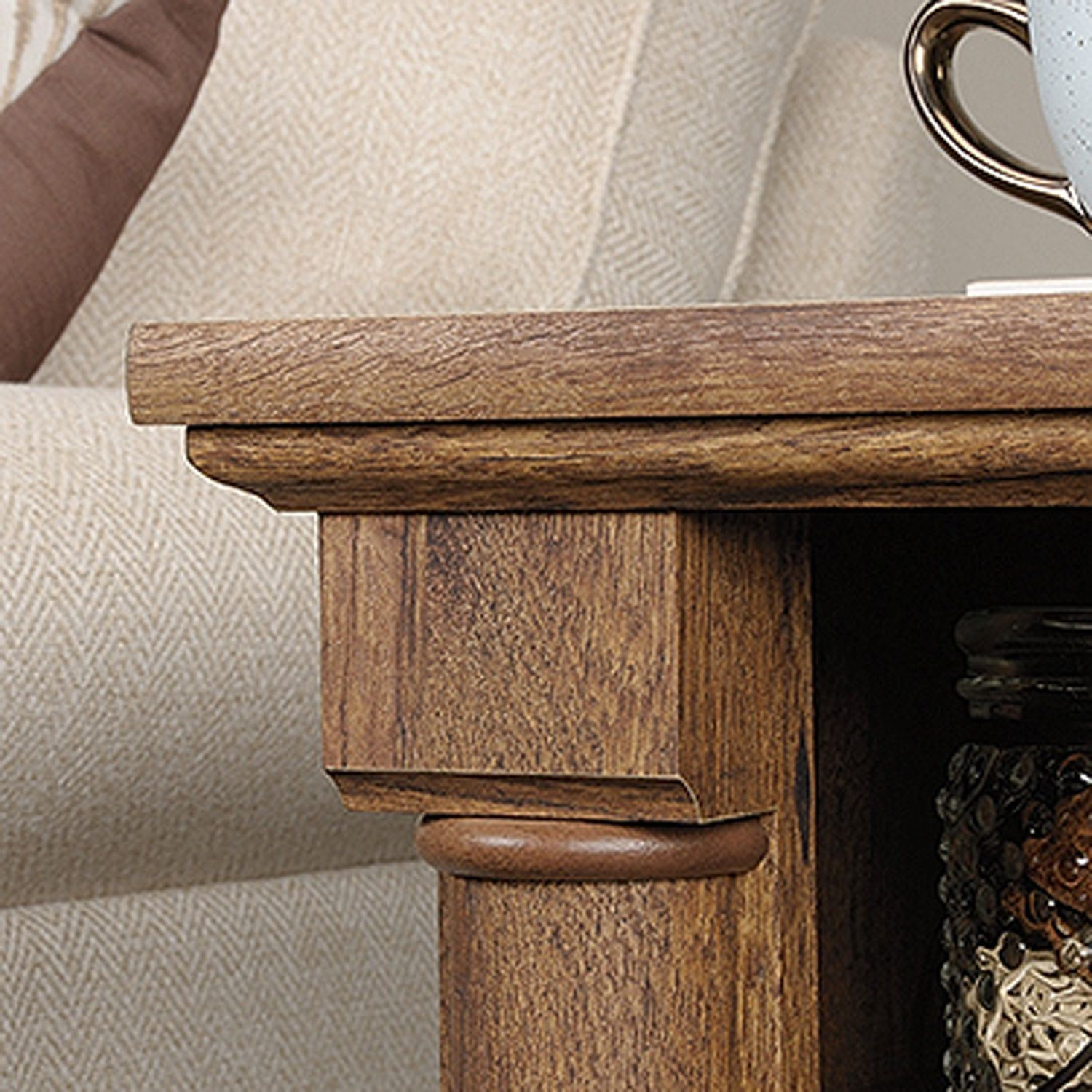Picture of Palladia Side Table Vintage Oak * D