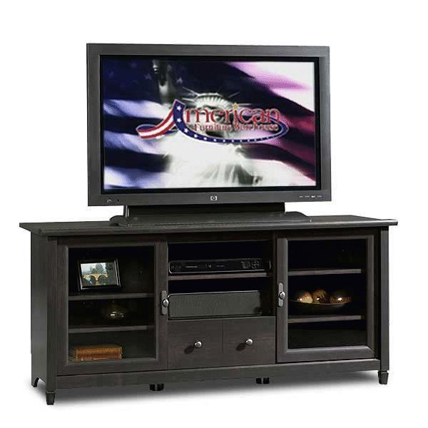 Picture of Edge Water Entertainment CredenzaEstate Black * D