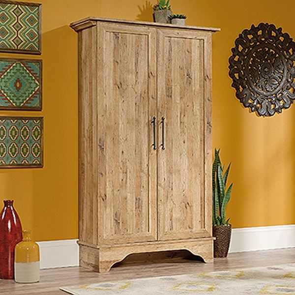 Picture of Viabella Storage Cabinet Antigua Chestnut * D