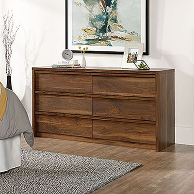 Picture of Harvey Park Dresser Grand Walnut * D