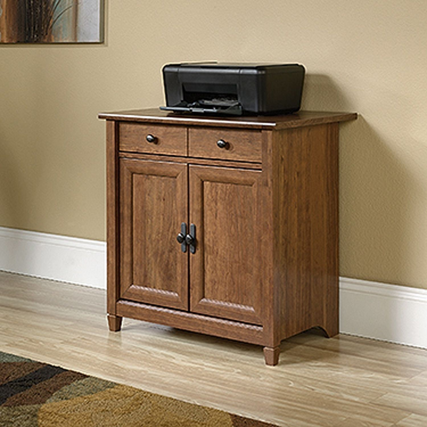 Picture of Edge Water Utility Cart/stand Auburn Cherry * D