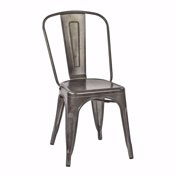 Picture of Bristow Matte Armless Chair, 4-Pack *D