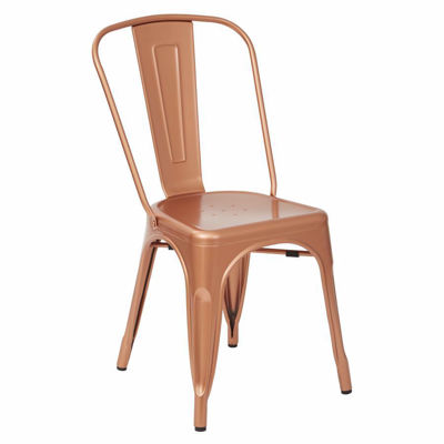 Picture of Bristow Copper Armless Chair, 2-Pack *D