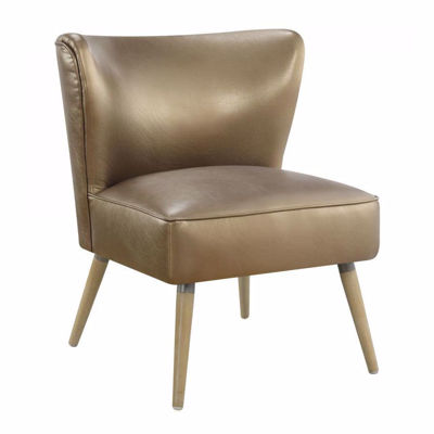 Picture of Copper Amity Fabric Side Chair *D