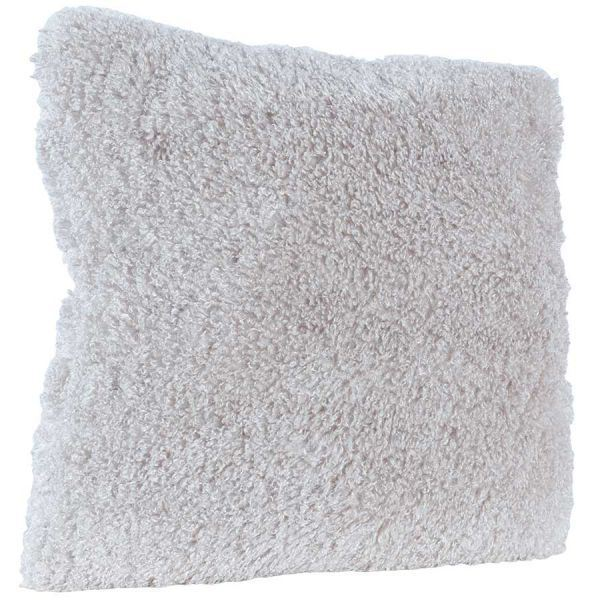 Picture of Soft Cream Shag 22x22 Decorative Pillow *P
