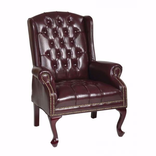Picture of Trad Queen Anne Style Chair *D