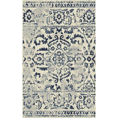 Picture of Milan Distressed Medallions 8x10 Rug