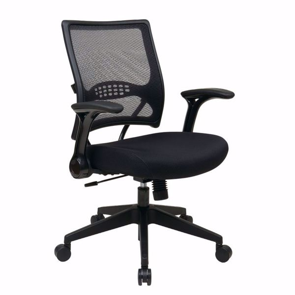 Picture of Black AirGrid Mesh Office Chair 67-37N1G5 *D
