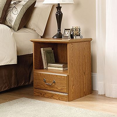 Picture of Orchard Hills Night Stand Carolina Oak * D
