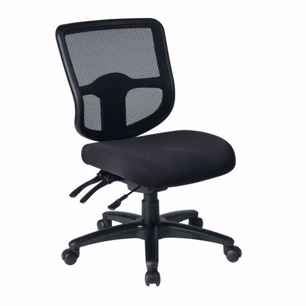 Picture of Black Ergonomic Office Chair 98341-30 *D