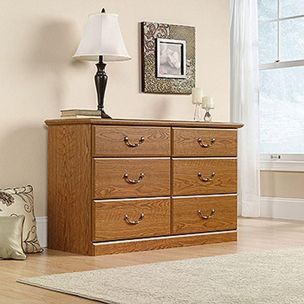 Picture of Orchard Hills Dresser Carolina Oak * D