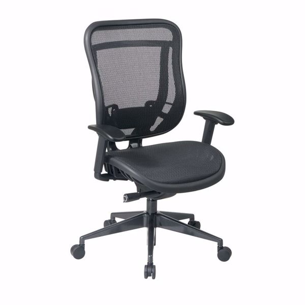 Picture of Black Mesh Office Chair 818-11G9C18P *D
