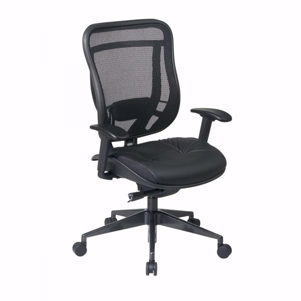 Picture of Black Mesh Office Chair 818-41G9C18P *D