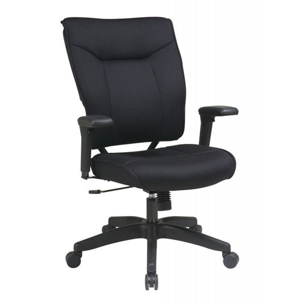 Picture of Black Mesh Office Chair 37-33N1A7U *D
