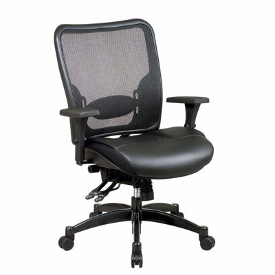 Picture of Black Mesh Office Chair 68-50764 *D