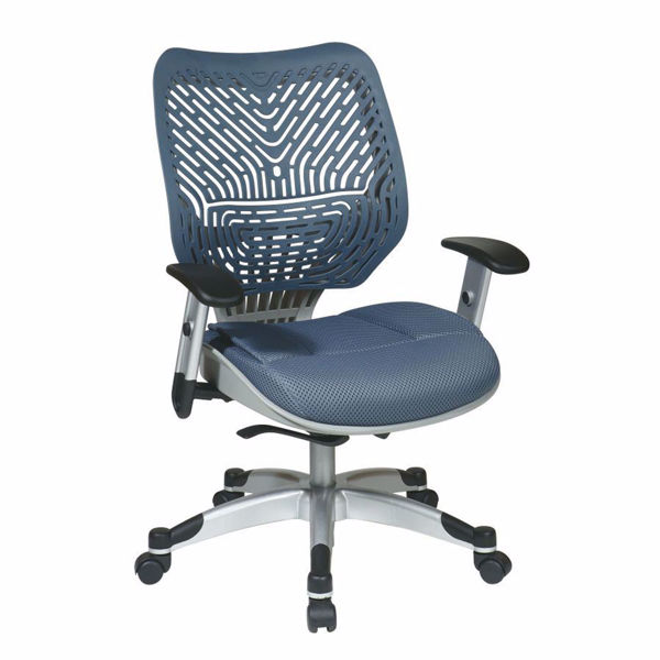 Picture of Blue Spaceflex Office Chair *D
