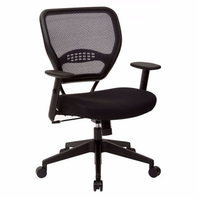 Picture of Black Mesh Office Chair 5500 *D