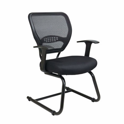 Picture of Black Mesh Office Chair 5505 *D