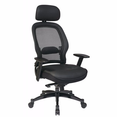 Picture of Black Mesh Office Chair 27008 *D