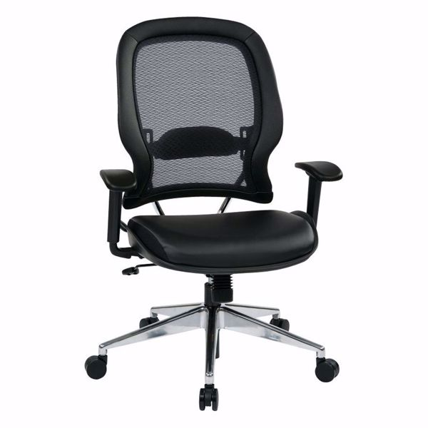 Picture of Bonded Leather Office Chair 335-E37P918P *D