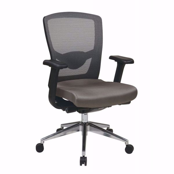 Picture of Grey Progrid Office Chair *D