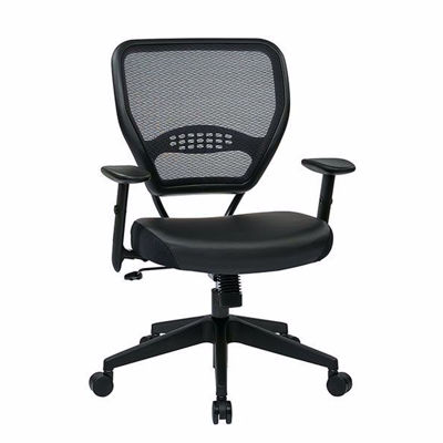 Picture of Dark Air Grid Office Chair *D