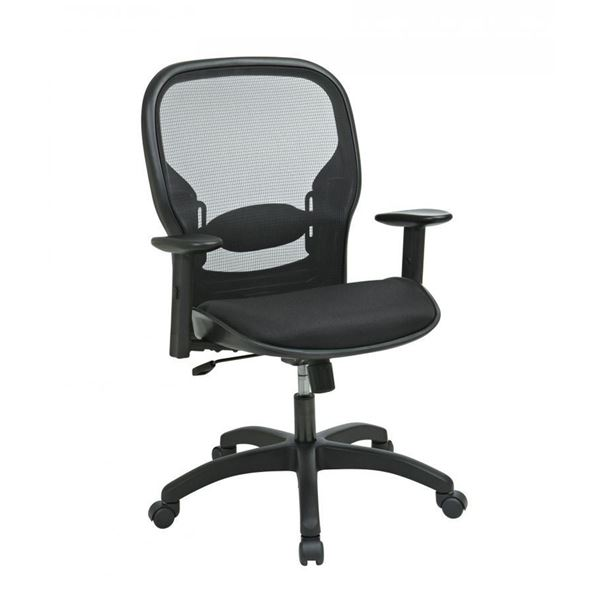 Picture of Deluxe Screen Back Mesh Seat Chair EM42327N-231 *D