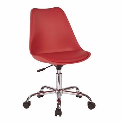 Picture of Emerson Student Office Chair Red Finish *D