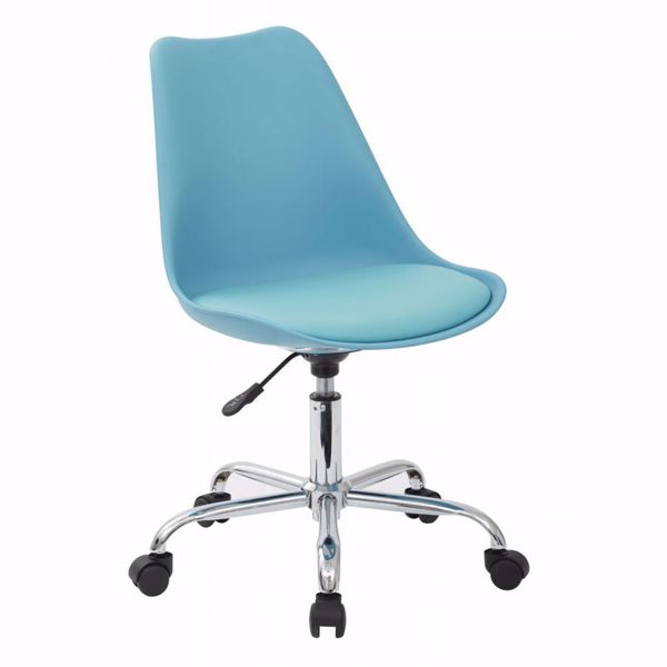 Picture of Emerson Student Office Chair Teal Finish *D