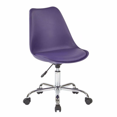 Picture of Emerson Student Office Chair Purple Finish *D