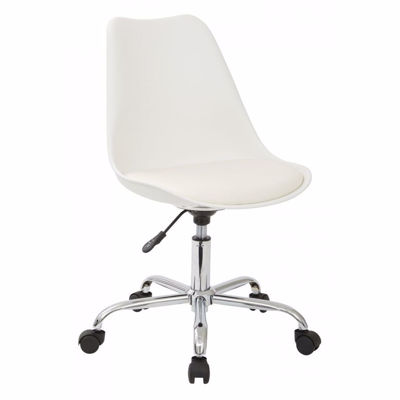 Picture of Emerson Student Office Chair White Finish *D