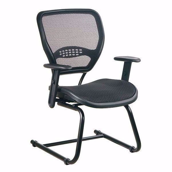 Picture of Black AirGrid Office Chair 5565 *D