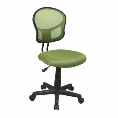 Picture of Mesh Task chair in Green Fabric *D