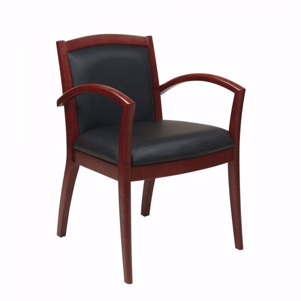 Picture of Napa Cherry Office Chair NAP97CHY-EC3 *D