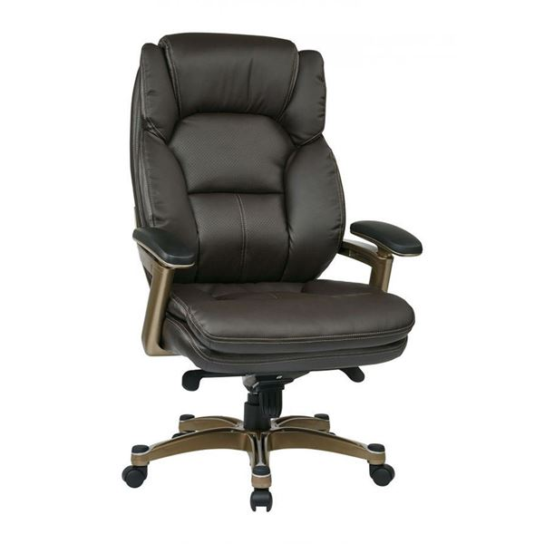 Picture of Java Bonded Leather Office Chair *D