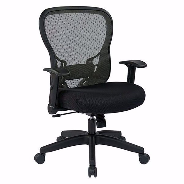 Picture of Spacegrid Office Chair 529-3R2N1F2 *D