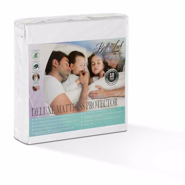 Picture of Bed Tech Deluxe Twin Mattress Protector