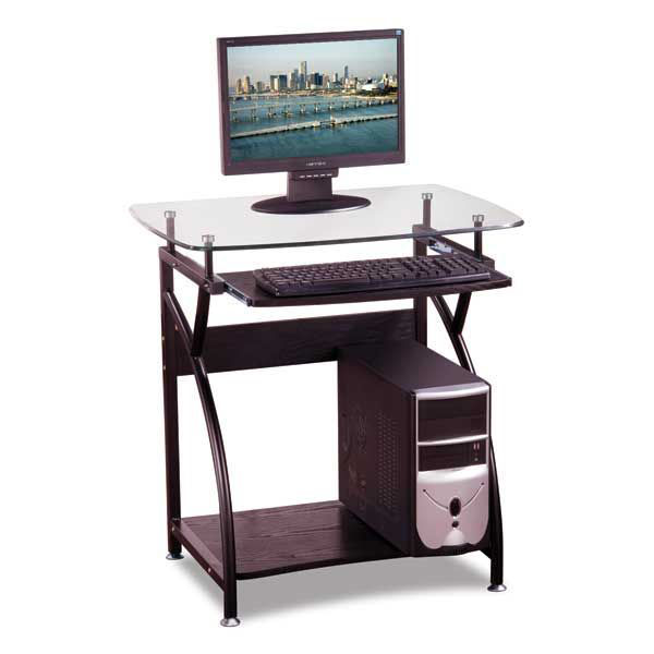 Picture of Black Computer Cart