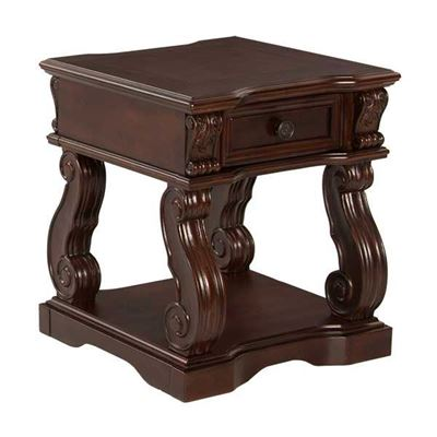 Picture of Alymere Square End Table