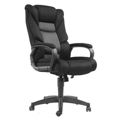 Picture of High Back Two-Tone Mesh Executive Chair