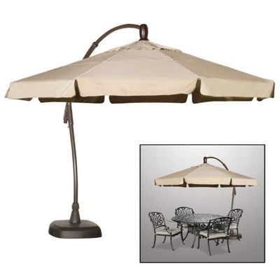 Picture of Complete Umbrella with Base