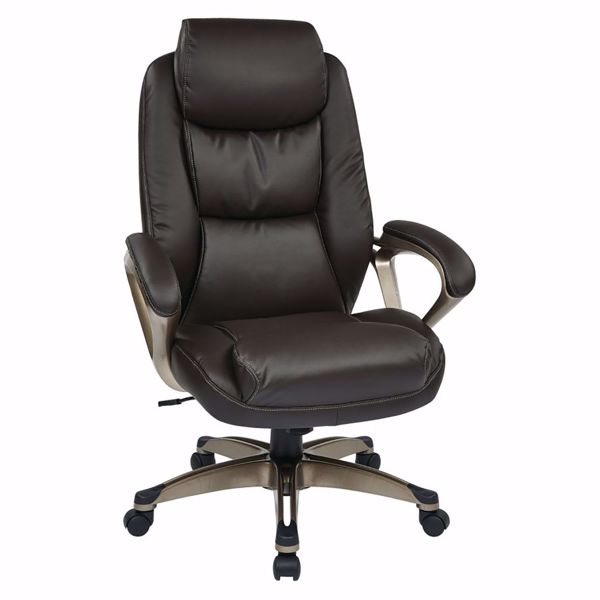 Picture of Exec Bonded Leather Chair ECH89181-EC1 *D