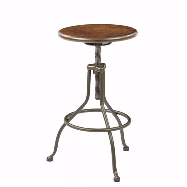 Picture of Sullivan Swivel Stool *D