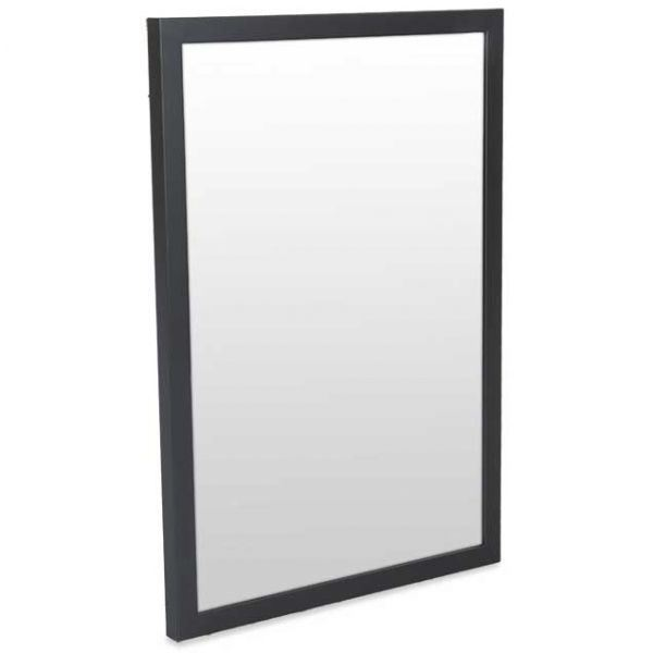 Picture of Contemporary Black Wall Mirror