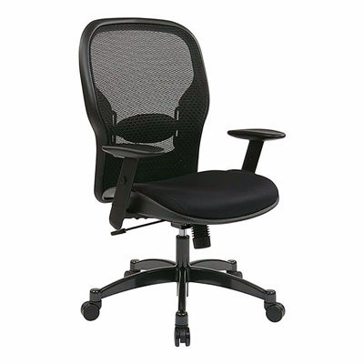 Picture of Black Mesh Office Chair 2300 *D