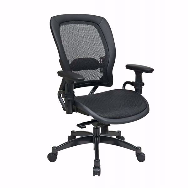 Picture of Black Mesh Office Chair 2787 *D