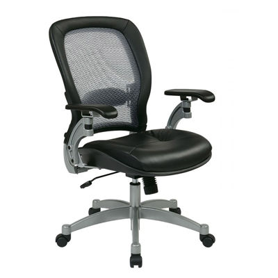 Picture of Black Mesh Office Chair 3680 *D