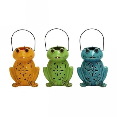 Picture of Assorted Frog Lantern